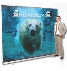 Trade Show Displays Booths, Table Top Displays, Tents, Banners and Feather Flags