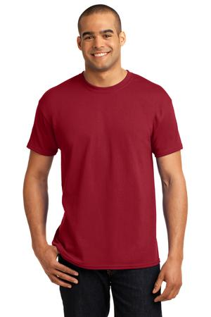 50/50 Blend of Cotton & Polyester T-Shirts