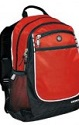 Solid backpacks in a variety of colors and styles.