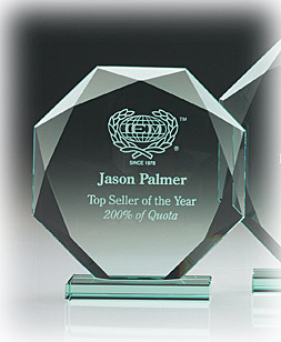 Jade octagon award