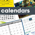 Custom Printed Promotional Calendars