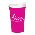 Breast Cancer Awareness Insulated tumbler