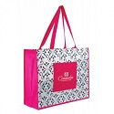 Breast Cancer Awareness Pink Tote