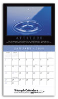 Custom Printed Motivational Promotional Calendars