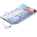 Credit Card Size Power Bank, Full Color Print
