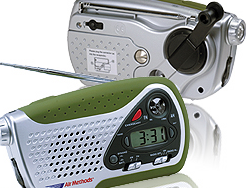 Custom Printed Weather Radios