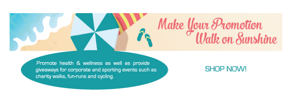 More Fitness Promotional Items
