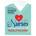 Promotional products can help celebrate nurses.
