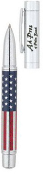 USA Flag Pen, Rollerball