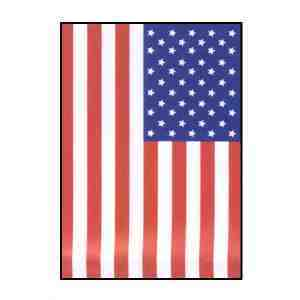 USA Flag Flower Sead Packet