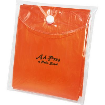 Rally Disposable Poncho Promotional Products