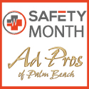 May is Safety Month.