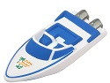 Custom Printed Speed Boat Stress Relievers