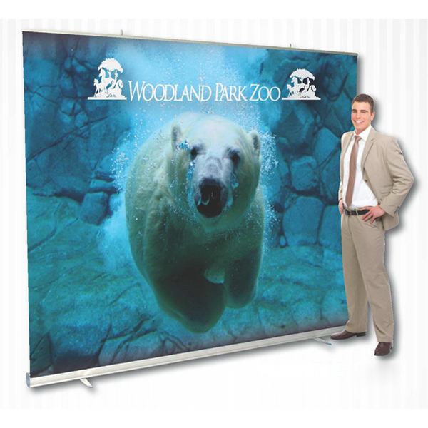 Extra Large Retractable Banner
