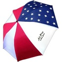 Custom Printed Patriotic Umbrella