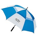 "Ventilated Large 62"" Golf Umbrella"