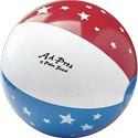 Stars & Stripes Patriotic Beach Ball